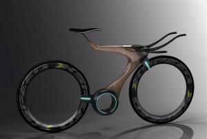 Generative lattice bicycle