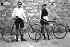 1896 Olympics cycling